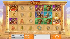 Tiger's Glory spēļu automāts