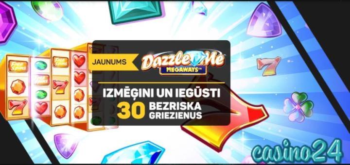 Klondaika kazino bonusi