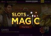 Casino Slots Magic - официальный сайт, рабочее зеркало, онлайн игры, слоты, бонусы и промокоды. Отзывы клиентов. Регистрация в казино Слотс Мэджик бонус Получи!