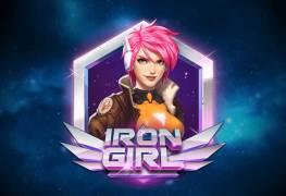 Iron Girl Slot - игровой слот от Play n Go. Отзывы, обзор игрового автомата, процесс игры видеослота Железная Девушка от Плей Н Гоу. Бонус и регистрация!