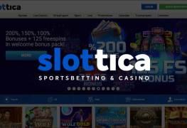 Casino Slottica - официальный сайт, рабочее зеркало, онлайн игры, слоты, бонусы и промокоды. Отзывы клиентов. Регистрация в казино Слотика бонус Получи!