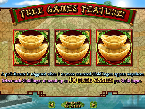 CoolCat Casino - Year of prosperities with God of Wealth, 25lines slots RTG (RealTime Gaming)