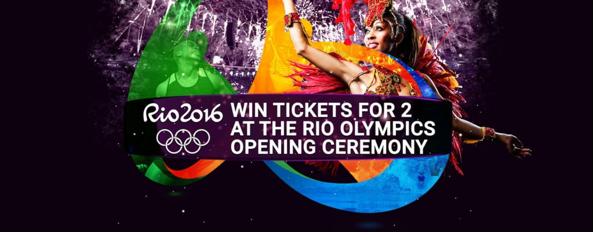 Rich Casino - Ticket to 2016 Rio Olympics