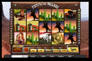Lucky Creek Online Casino Festival Dollars