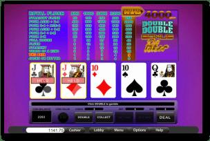 Lucky Creek Online Casino Double Double Slots