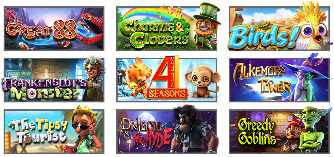 7 Spins Casino Betsoft Games