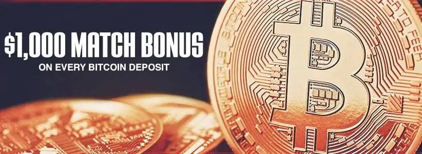 Ignition Casino Bitboin Deposit Welcome Bonus