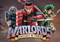 GrandWild Casino NetEnt Warlords: Crystals of Power