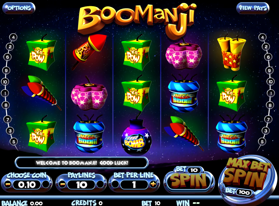 LimoPlay Online Casino Boomanji Betsolt Video Slot FREE Spins