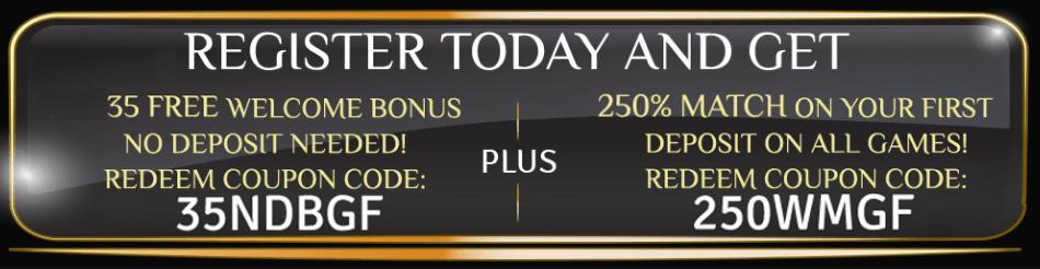 Grand Fortune Casino Deposit Match and No Deposit Bonus