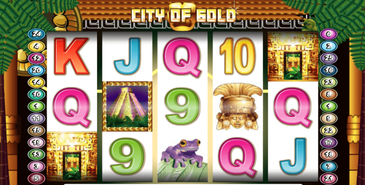Liberty Slots WGS City of Gold FREE Spins