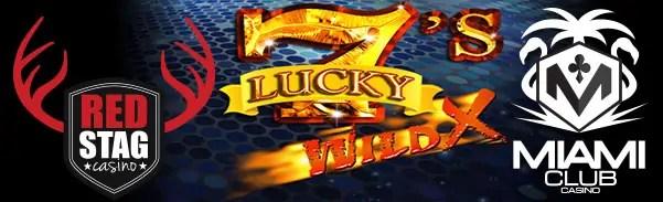 Red Stag Casino Miami Club Casino 7X LUCKY 7S