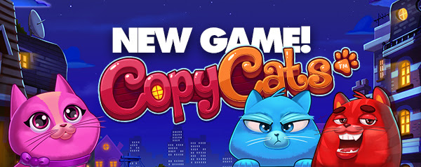 Grand Wild Casino NetEnt Copy Cats