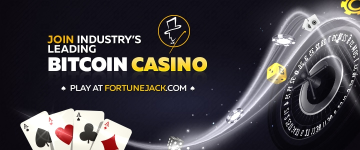 FortuneJack Casino The Leading Bitcoin and Cryptocurrencies Casino