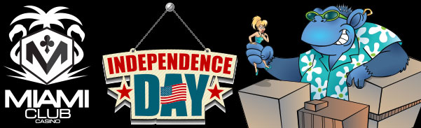 Miami Club Casino Independence Day Tournament