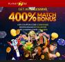 Planet 7 OZ Casino 400% Match Bonus