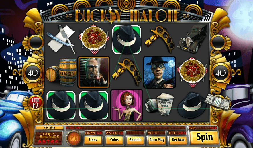 Buksy Malone Saucify 45 FREE Spins WizBet Treasure Mile Grand Eagle Mandarin Palace Lucky Creek