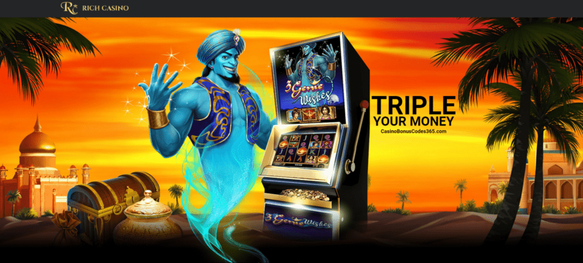 Rich Casino Triple Your Money
