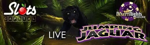 Slots Capital Online Casino Desert Nights Casino Jumping Jaguar LIVE