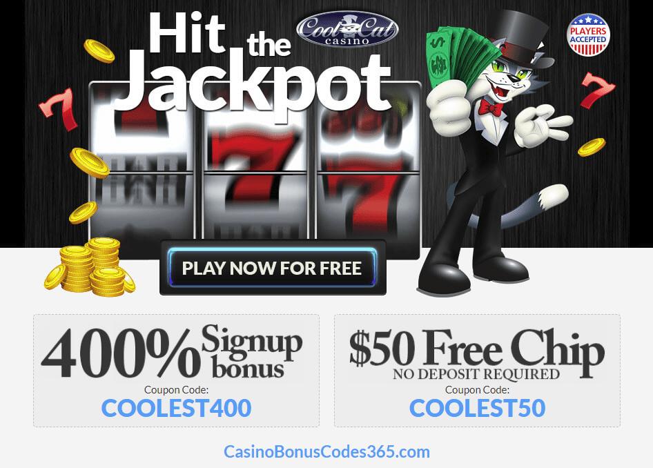 Cool cat casino no deposit codes