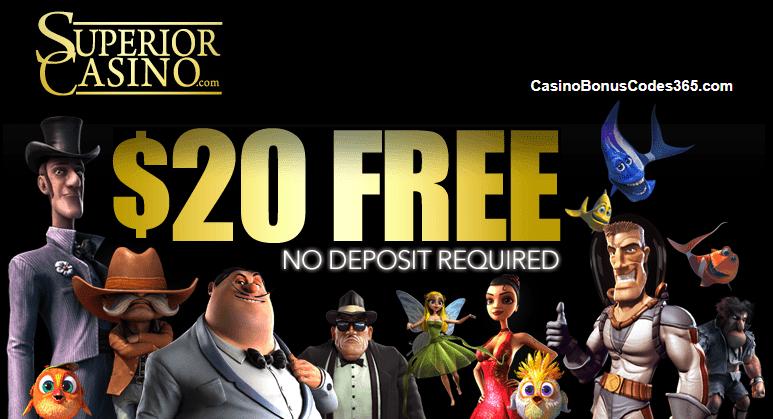 Free Chip Casino No Deposit