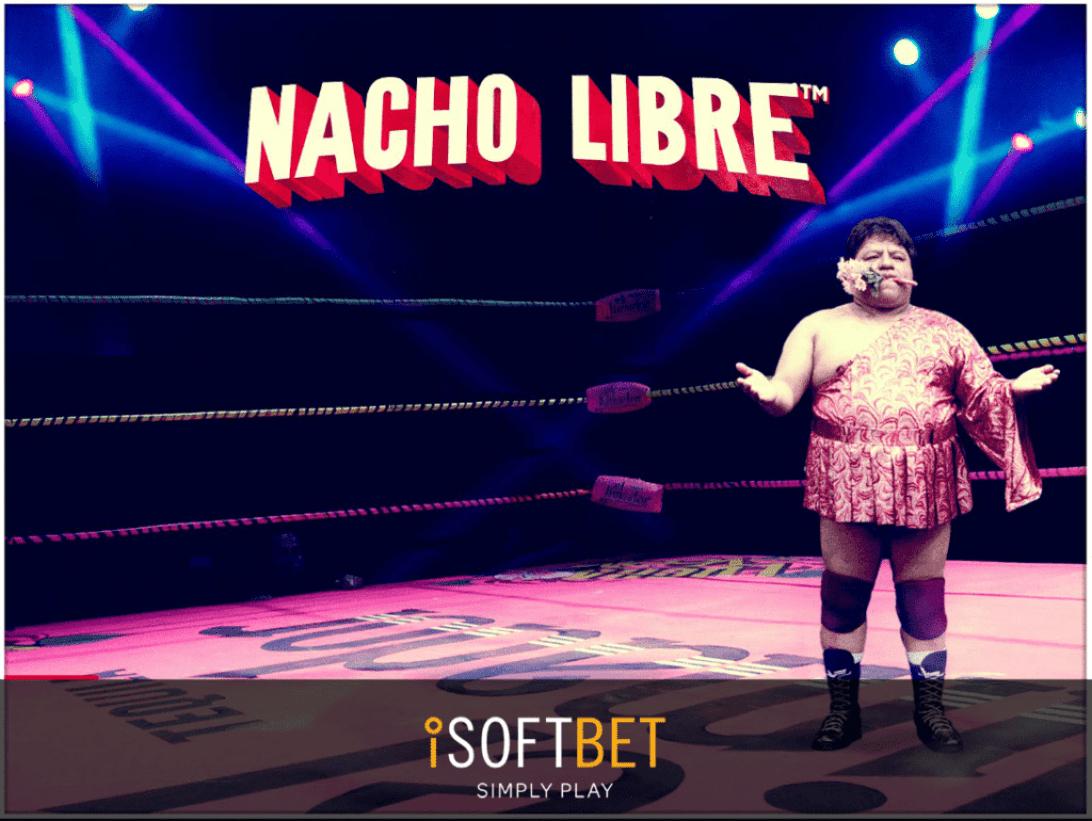 SlotoHit iSoftBet Nacho Libre 50 No Deposit FREE Spins