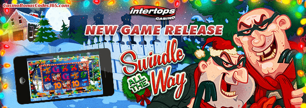 Intertops Casino Red RTG New Game Swindle All The Way