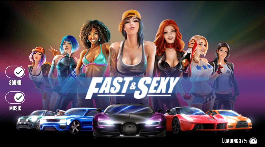 Cafe Casino Proprietary Games Fast and Sexy $10 FREE Chips