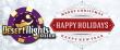Desert Nights Casino Happy Holidays Merry Christmas Happy New Year