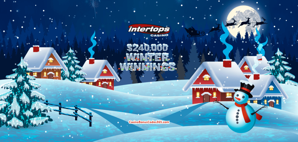 Intertops Casino Red Winter Winnings $240000