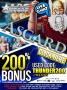 Las Vegas USA Casino RTG Asgard 200% Bonus plus 10 FREE Spins