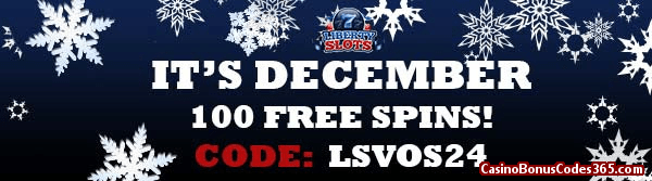 Liberty Slots 100 FREE Spins WGS Cash Grab