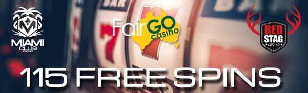 Miami Club Casino Red Stag Casino Fair Go Casino