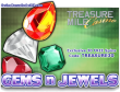 Treasure Mile Casino Saucify Gems n Jewels 30 No Deposit FREE Spins