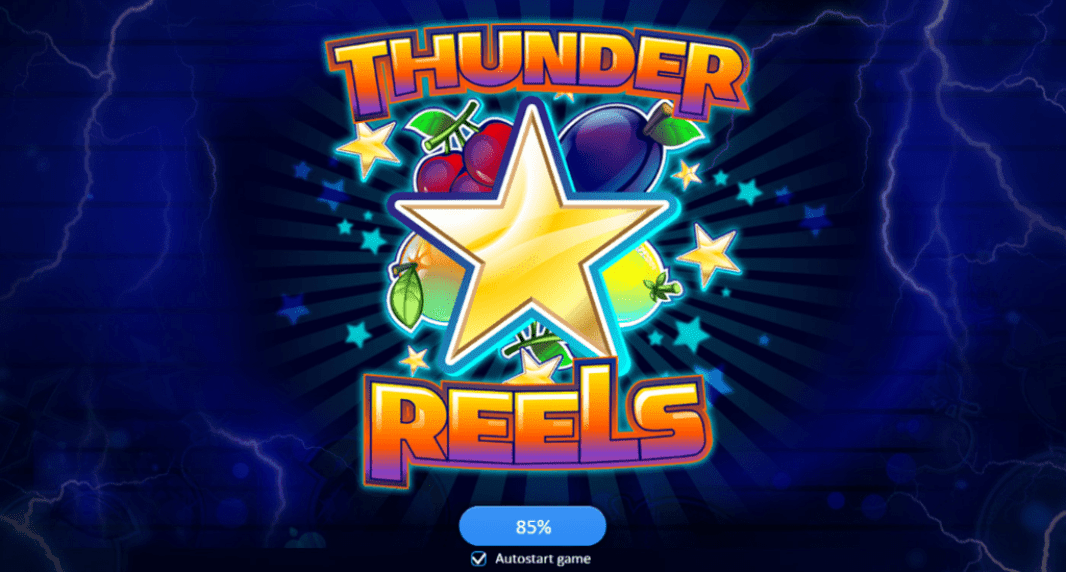 Wintika Casino Playson Thunder Reels 30 FREE Spins