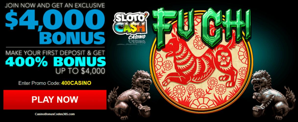 SlotoCash Casino RTG Fu Chi