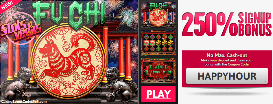 Slots of Vegas RTG Fu Chi New Game