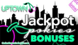 Uptown Pokies 50% Jackpot Bonus up to $500