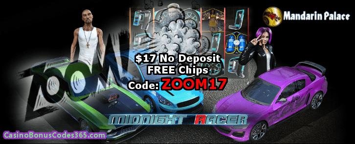 Mandarin Palace Online Casino 17 No Deposit Free Chips Exclusive