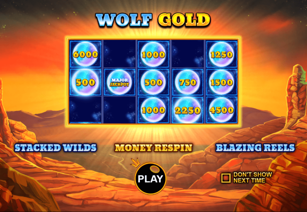 Grand Wild Casino Pragmatic Play Wolf Gold
