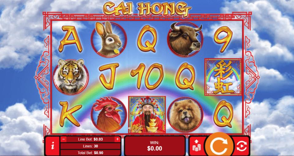 Fair Go Casino RTG Cai Hong