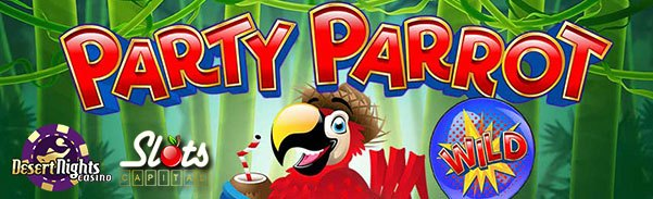 Slots Capital Online Casino Desert Casino Rival Gaming Party Parrot