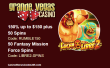Grande Vegas Casino New RTG Game Lucha Libre 2 150% up to $150 plus 100 Spins