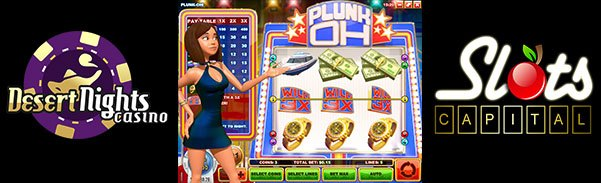 Slots Capital Online Casino Desert Nights Casino New Game Rival Gaming Plunk Oh