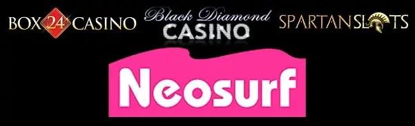 Box 24 Casino Spartan Slots Black Diamond Casino Neosurf