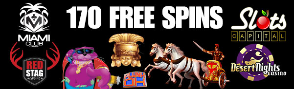 Red Stag Casino Slots Capital Online Casino Miami Club Casino 170 FREE Spins