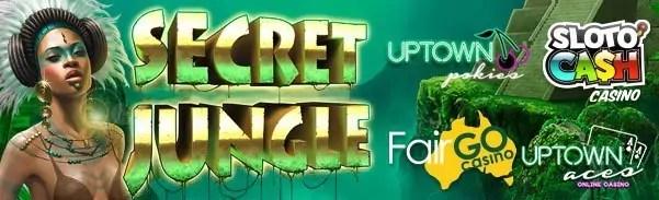 SlotoCash Casino Uptown Aces Uptown Pokies Fair Go Casino RTG Secret Jungle