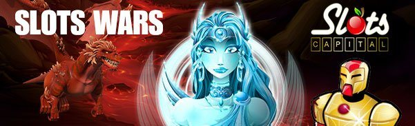 Slots Capital Online Casino Slots Wars