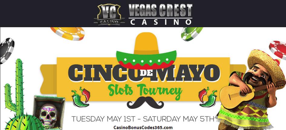 Vegas Crest Casino Cinco de Mayo Tournament