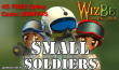 WizBet Online Casino Saucify Small Soldiers 45 FREE Spins